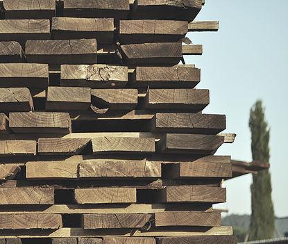 La scelta del legno giusto