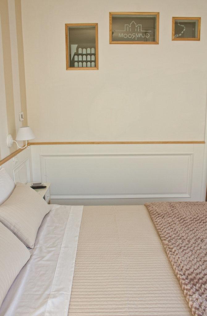 Camera letto su misura falegnameria roma (4)