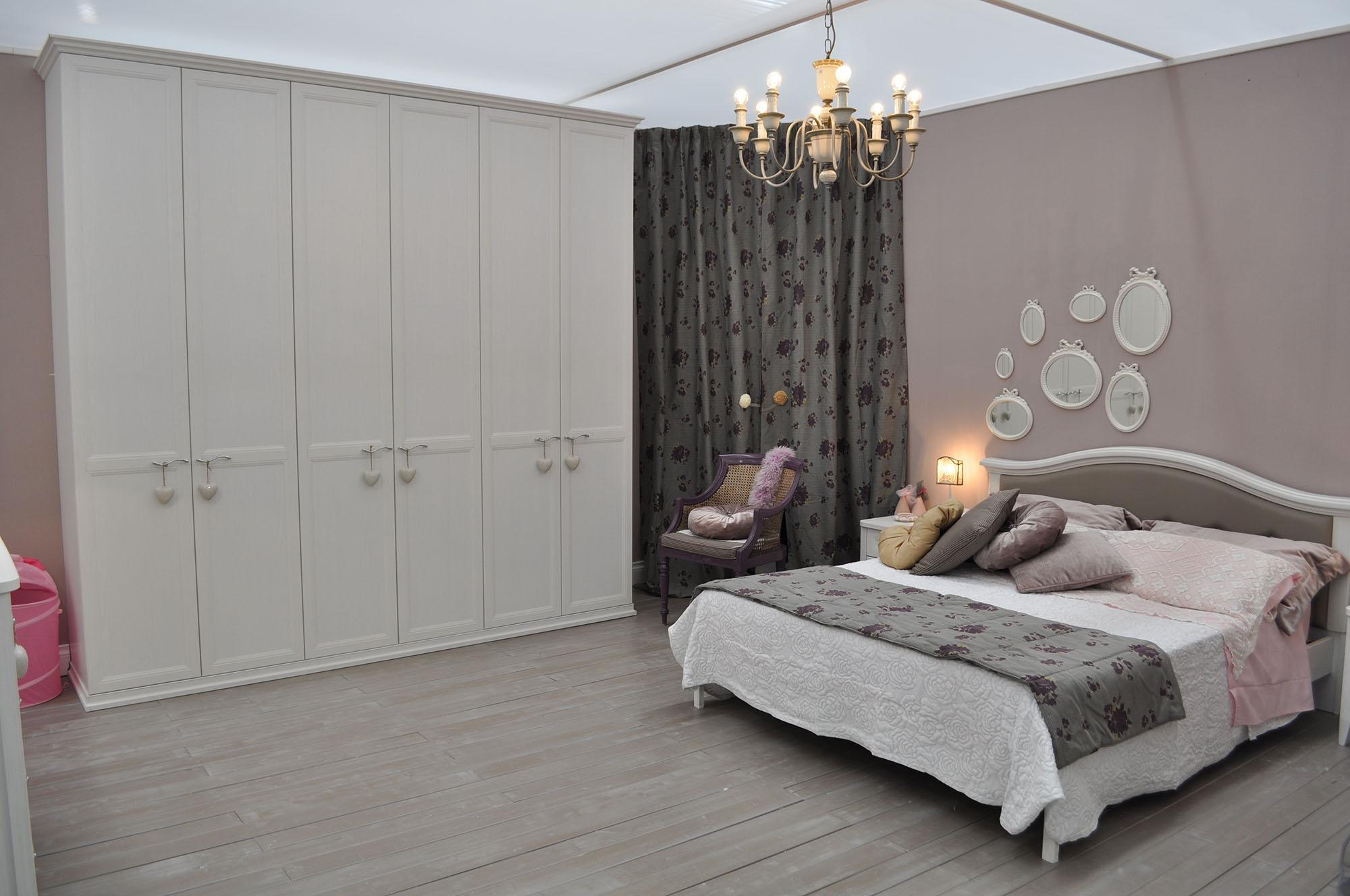 Camera da letto su misura roma falegnameria (1)