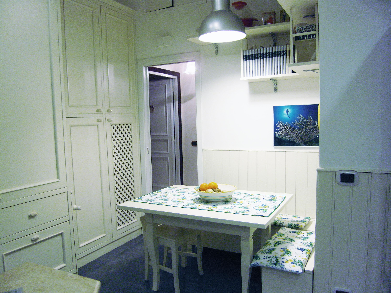 cucina provenzale su misura falegnameria roma 1