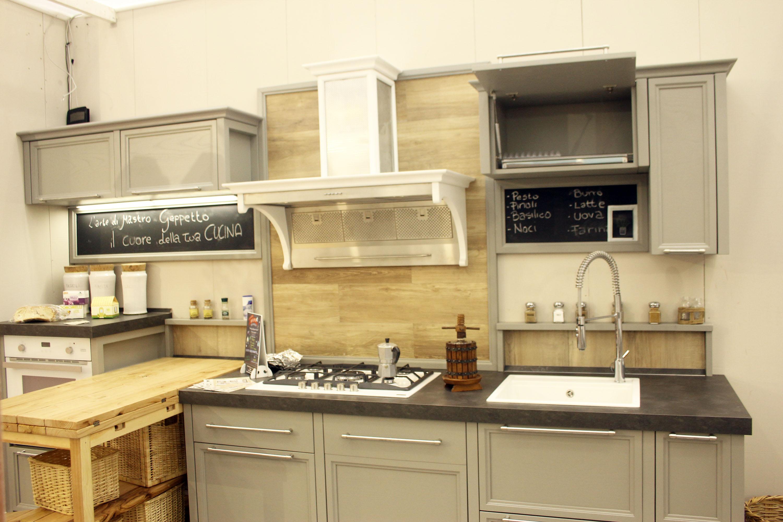cucina stile industrial falegnameria su misura roma 3