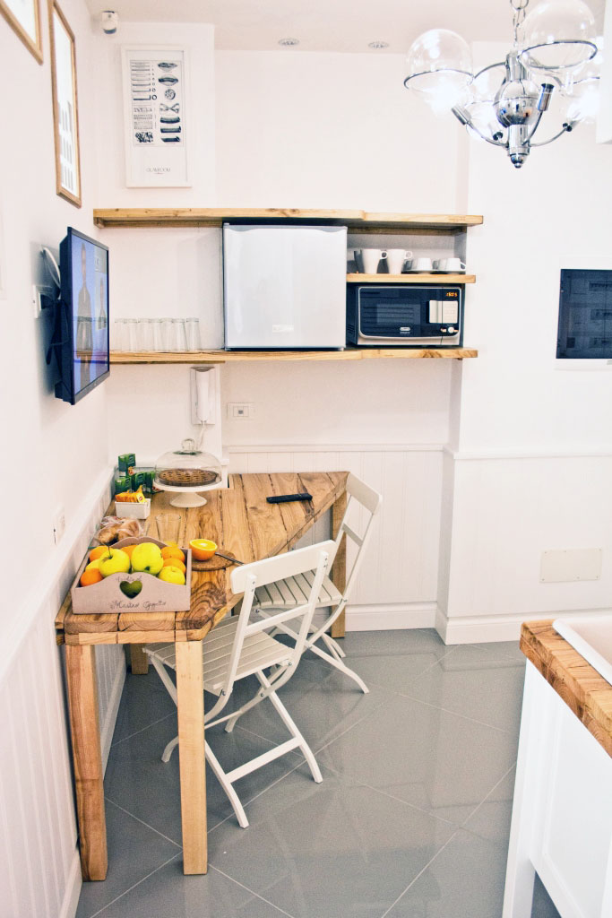 cucina su misura stile industrial falegnameria roma