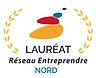 Lauréat réseau entreprendre nord