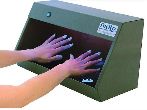UV Hand Hygiene Training Device