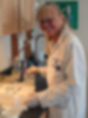 A photo of Beutner Labs employee, Janet.