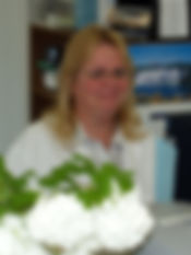 A photo of Beutner Labs employee, Cindy.