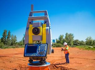 Carlson CR+ Series Total Robotic Station