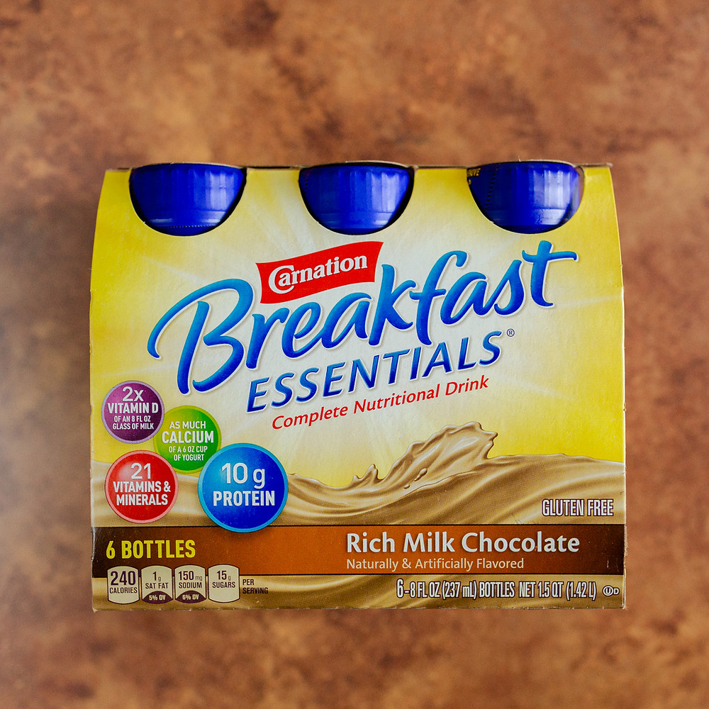 Carnation Breakfast Essentials Ready To Drink