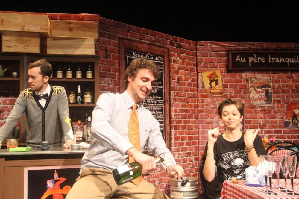 The Theatre Factory-Production-Un air de famille