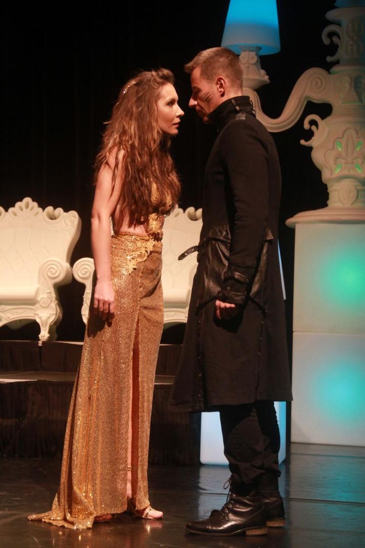 The Theatre Factory-Production-La guerre de Troie n'aura pas lieu