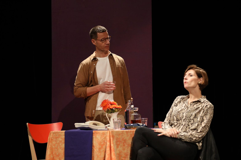 The Theatre Factory-Production-Cuisine et dependances
