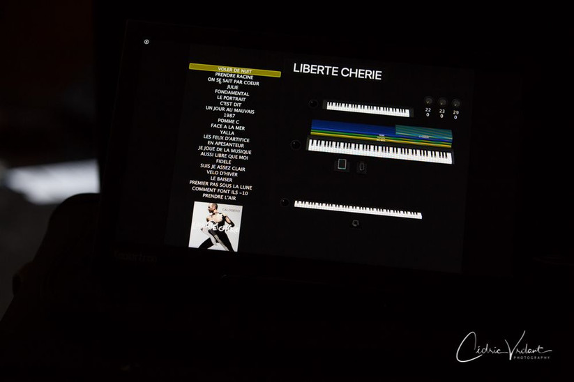 The Theatre Factory-Production-Calogero-Liberte Cherie Tour-Singapore
