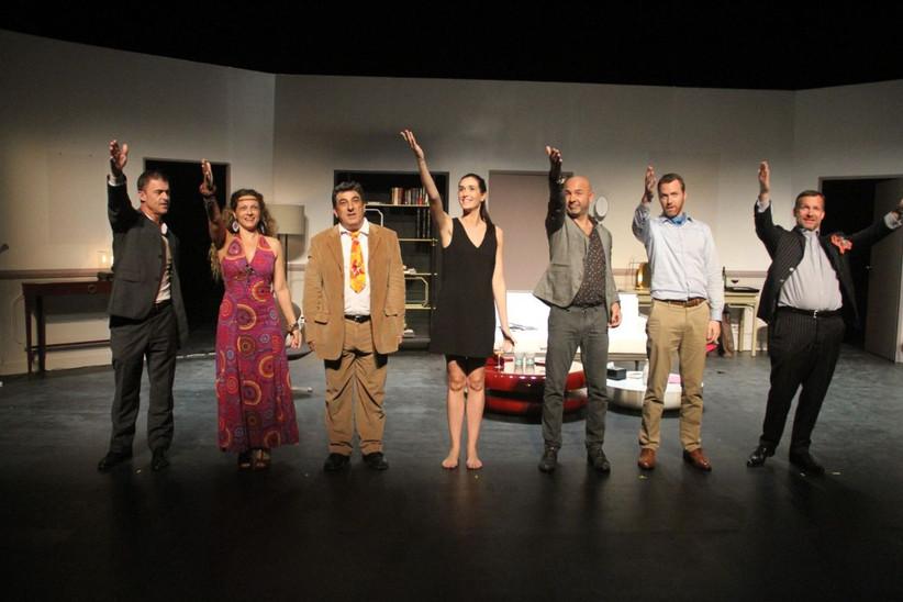The Theatre Factory-Production-Le diner de cons