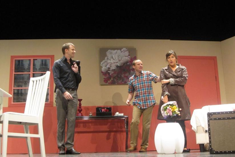 French Stage-Production-Venise sous la neige