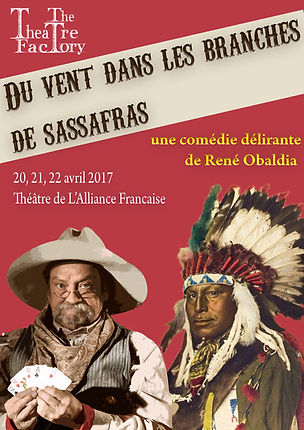 The Theatre Factory-Du vent dans les branches de sassafras