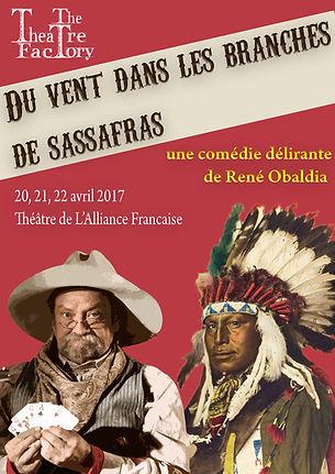 The Theatre Factory-Du vent dans les branches de sassafras