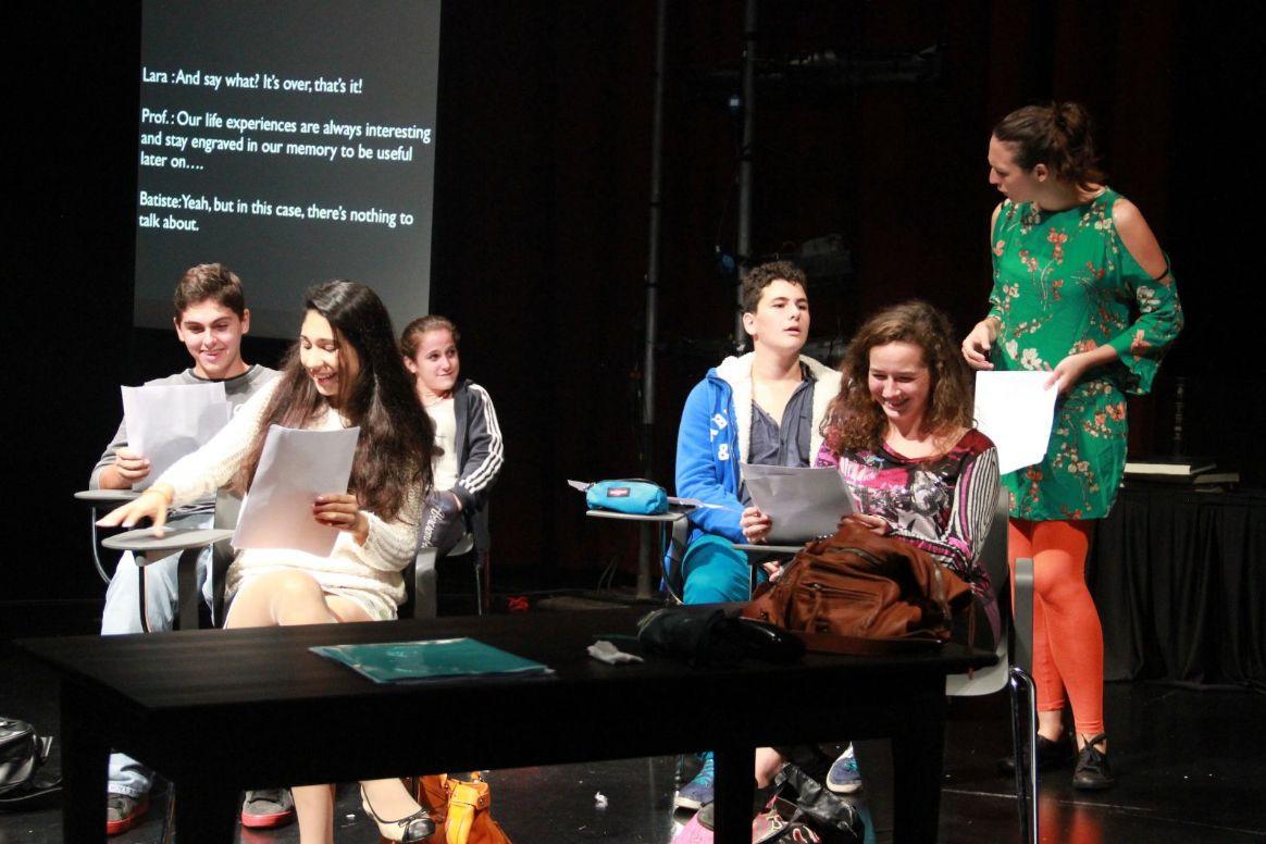 The Theatre Factory-Production-Seduction