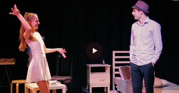 The Theatre Factory-Production-Deux sur