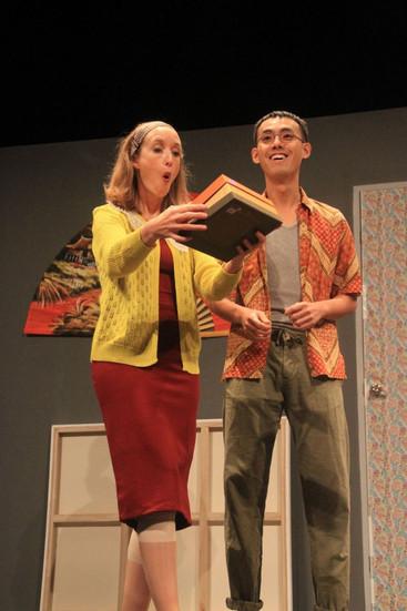 The Theatre Factory-Production-Le pere noel est une ordure