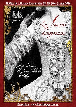 The Theatre Factory-Les liaisons dangereuses
