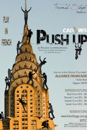 French Stage-Production-Push up