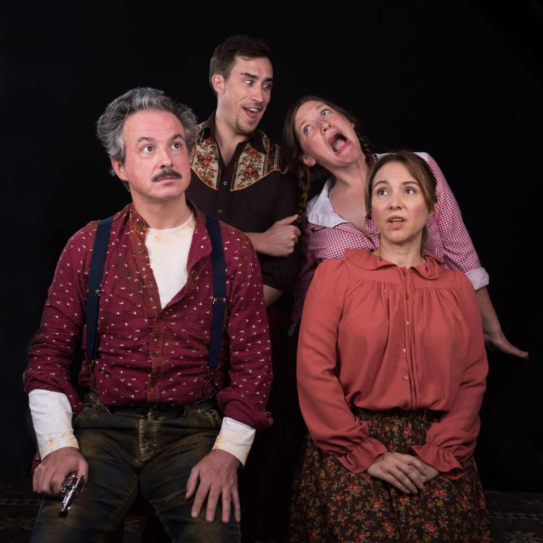 The Theatre Factory-Production-Du vent dans les branches de sassafras