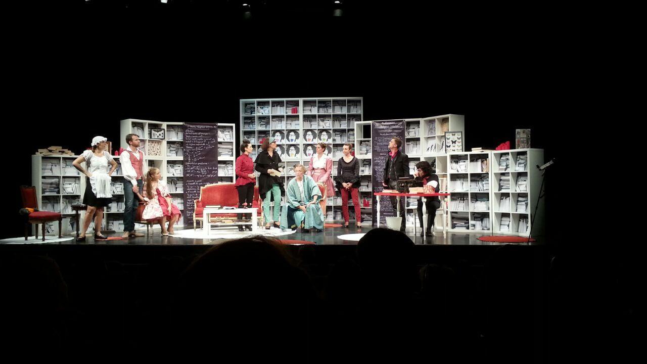 The Theatre Factory-Production-Les femmes savantes
