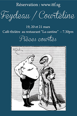 The Theatre Factory-Feydeau Courteline