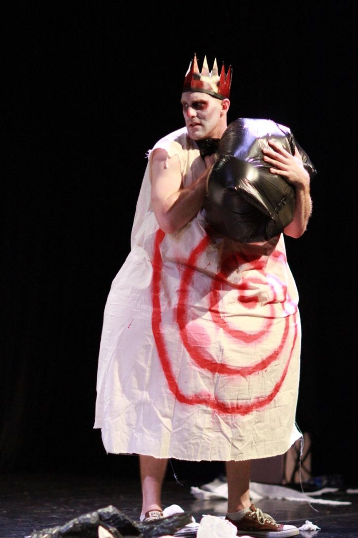 The Theatre Factory-Production-Ubu roi