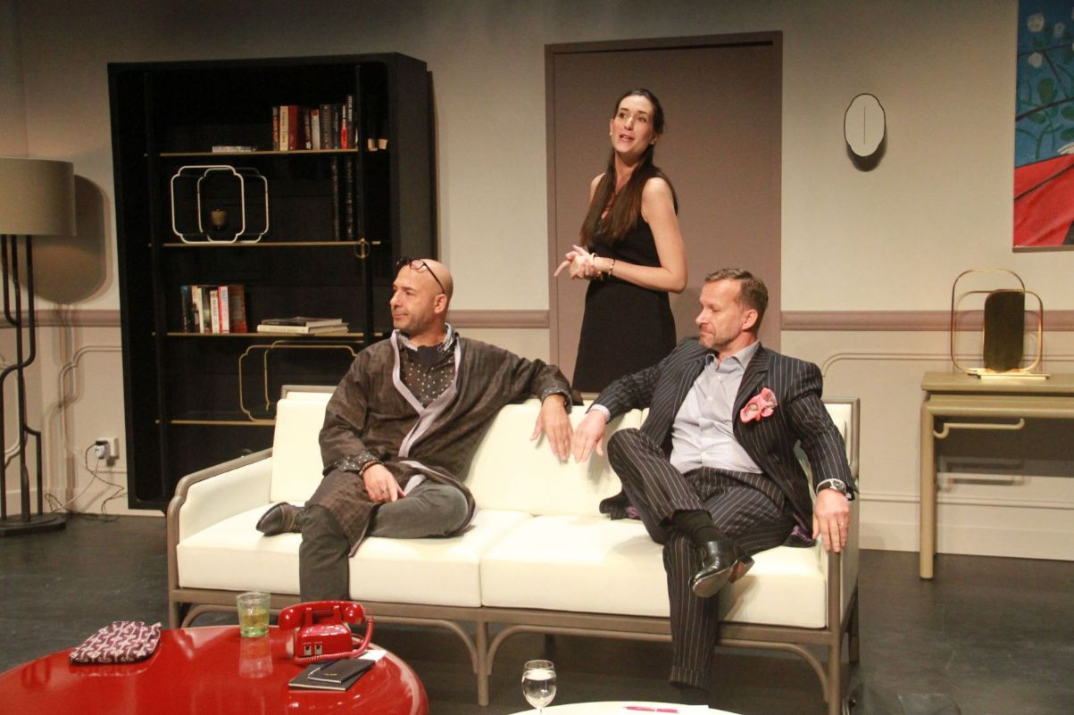 The Theatre Factory-Production-Le diner de cons