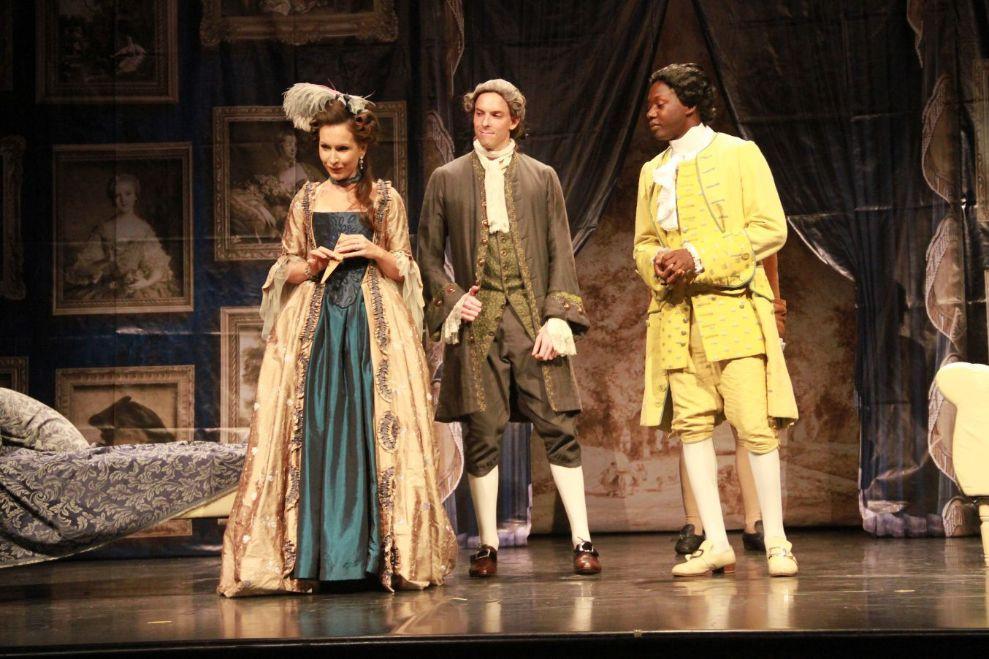 The Theatre Factory-Production-Les liaisons dangereuses