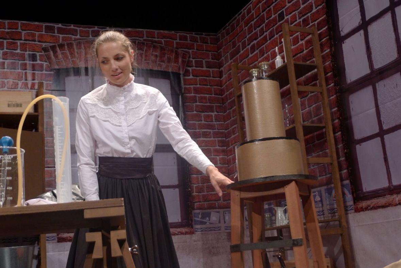 The Theatre Factory-Production-Les palmes de Monsieur Schutz