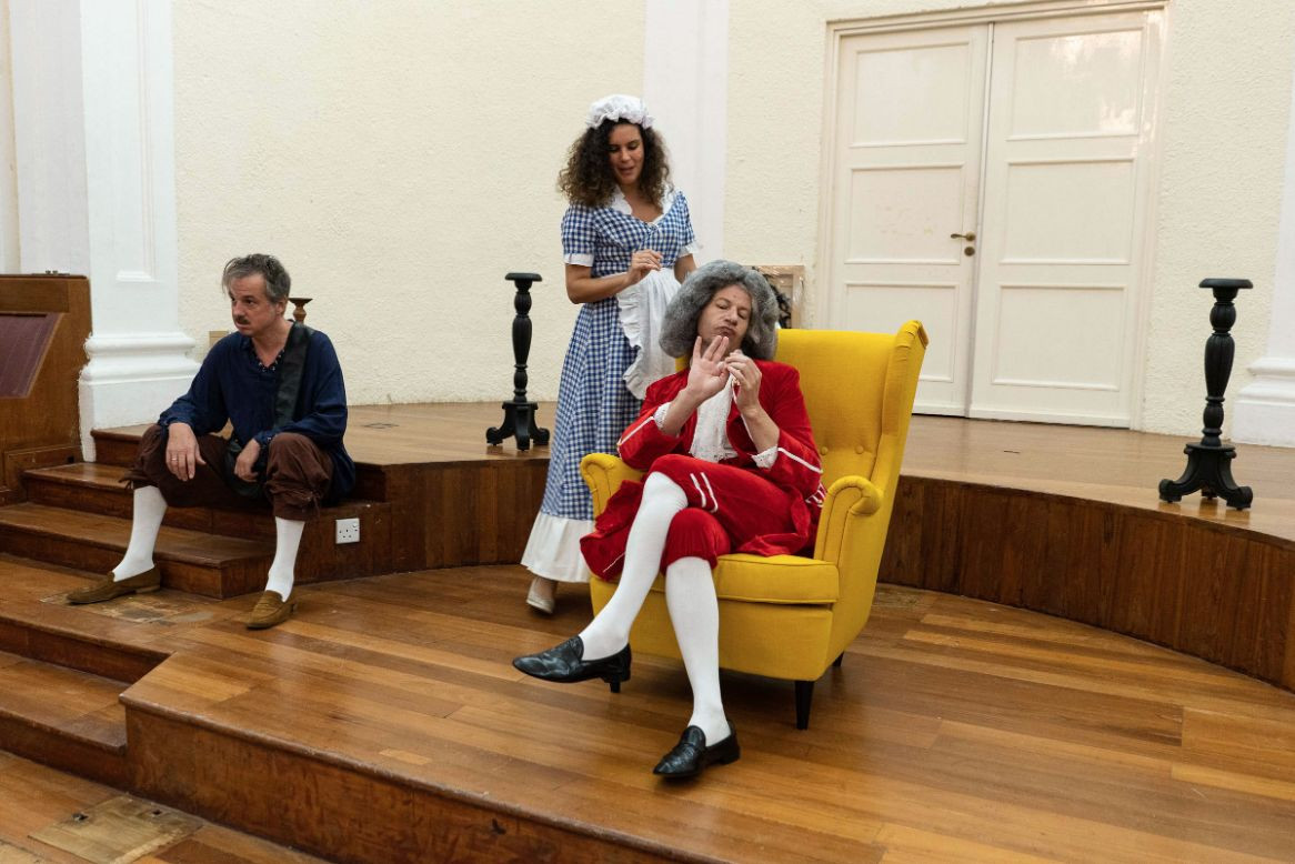 The Theatre Factory-Production-Le medecin malgre lui