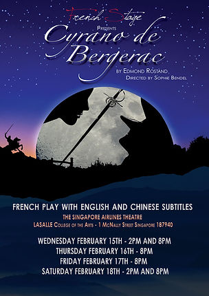 The Theatre Factory-Cyrano de Bergerac