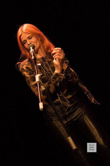 The Theatre Factory-Production-Axelle Red-Concert Singapore