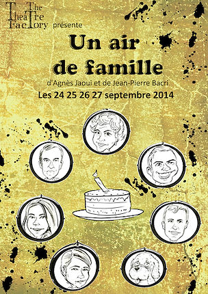 The Theatre Factory-Un air de famille