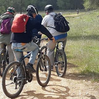 טיול אופניים ביום גיבוש