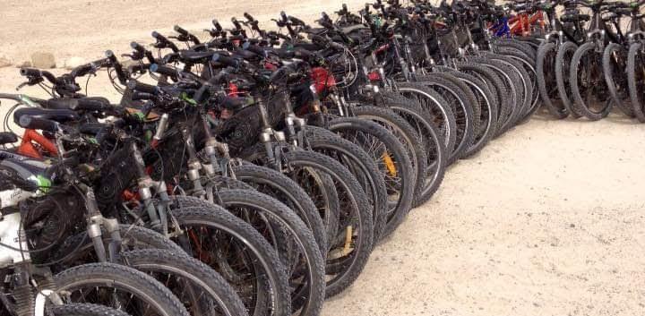 טיולי אופניים לחברות
