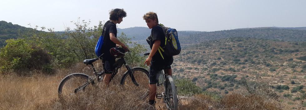 טיולי אופניים לזוגות
