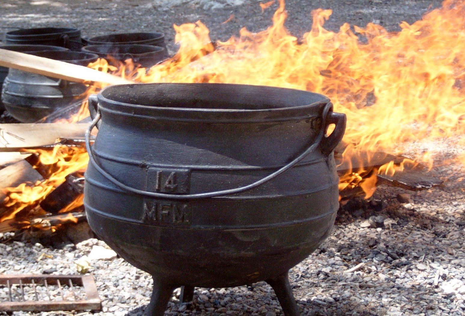 סדנת בישול בטבע ODT