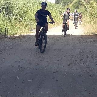 טיול אופניים מאורגן באשדוד