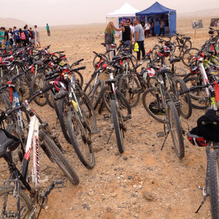 טיול אופניים לקבוצות בדרום