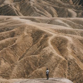 מגלים את הצוות במדבר