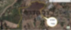 מפת טיול אופניים בשמורת בארי