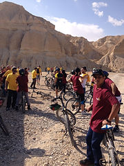 ימי גיבוש על אופניים לצוות עובדים