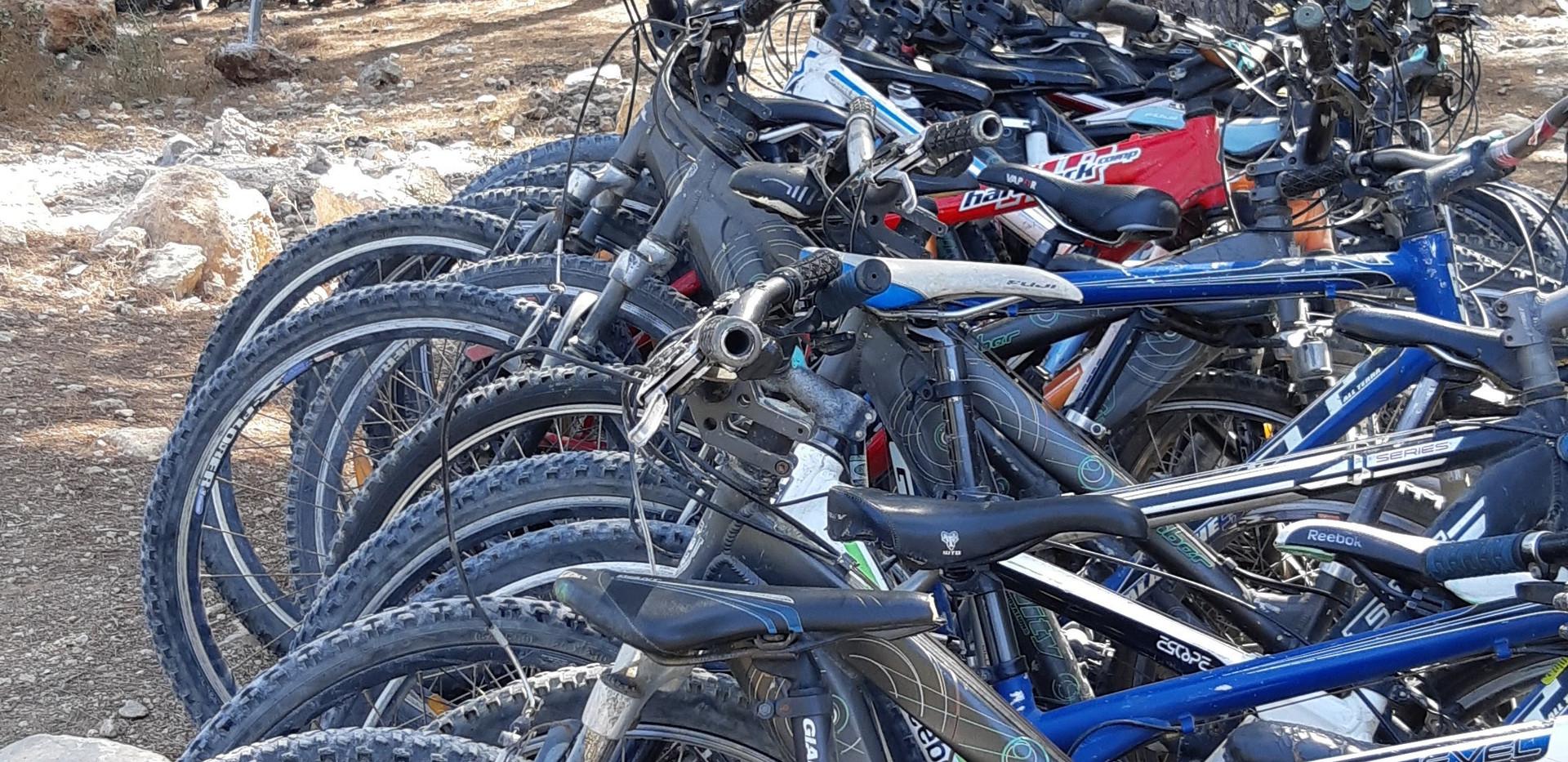 טיולי אופניים בירושלים