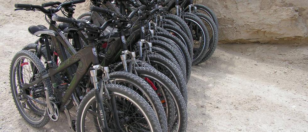 טיולי אופניים בשדה בוקר