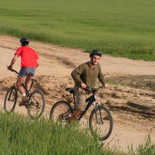 טיול אופניים לקבוצות