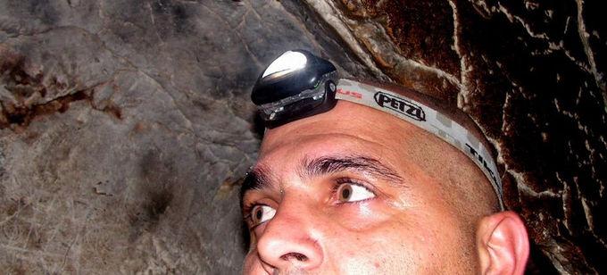 טיול מערות-חוויה שונה