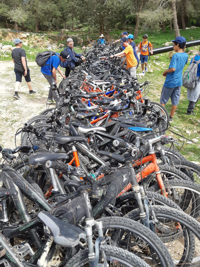 טיולי אופניים לקבוצות